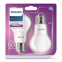2 Bombillas Led Philips 60 W