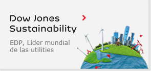 Dow Jones Sustainability. EDP, Lider mundial de las utilities