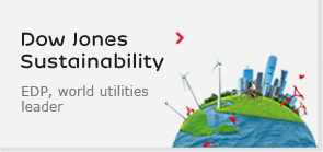 Dow Jones Sustainability: EDP, world utilities leader