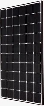 Panel solar gama Premium Black Frame