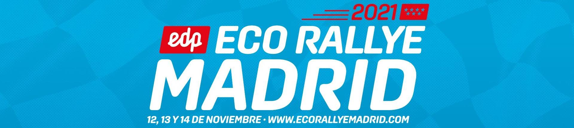 EDP se une al Eco Rallye de Madrid 2021 como title sponsor